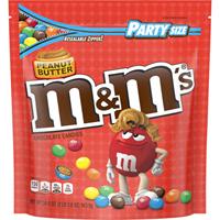 M&M's ピーナッツバター・パーティーサイズ (1077.3g)