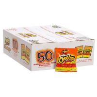 Cheetos Flamin' Hot 28g (1oz) x 50 ct.