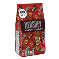 Hershey's Factory Favorites, Snack Size (120ct.)