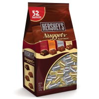 Hershey's Assorted Chocolate Nuggets (52 oz.)
