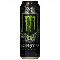 Monster Energy Import 550ml (18.6oz) x 12