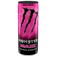 Monster Energy MAXX Maximum Strength Solaris 355ml (12oz) x 12