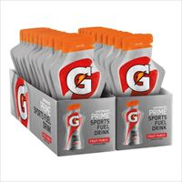 Gatorade Prime Sports Fuel Drink Fruit Punch 118ml (4oz) x 20