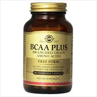 BCAA Plus (Branched Chain Amino Acids) 100 vegetable capsules
