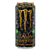 Java Monster Coffee Energy Drink Kona Blend 443ml (15oz) x 12pk