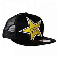 The Bizz Mesh Snap Back