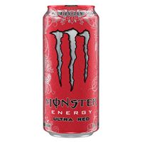 Monster Energy Ultra Red 473ml (16oz) x 24ct