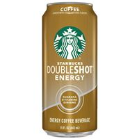 Starbucks Doubleshot Energy Coffee 443ml (15oz) x 12