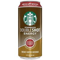 Starbucks Doubleshot Energy Coffee Mexican Mocha 443ml x 12