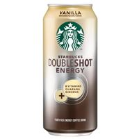 Starbucks Doubleshot Energy Coffee Vanilla 443ml (15oz) x 12
