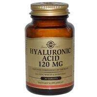 Hyaluronic Acid 120 mg 30 Tablets
