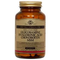 Glucosamine Hyaluronic Acid Chondroitin MSM 120 tablets