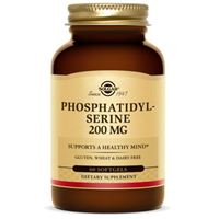 Phosphatidylserine 200 mg 60 softgels