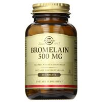 Bromelain 500 mg 60 tablets
