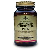 Advanced Acidophilus Plus 60 vegetable capsules