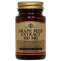 Grape Seed Extract 100 mg 60 Vegetable Capsules