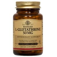L-Glutathione Reduced 50 mg 90 Vegetable Capsules