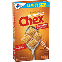 Chex Honey Nut Cereal (354g) 12.5 oz.