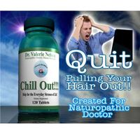 Chill Out - Help for the Everyday Stress of Life 120 tablets