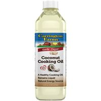 Carrington Farms Coconut Cooking Oil Garlic Flavor 16 fl oz