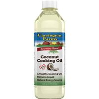 Carrington Farms Coconut Cooking Oil Rosemary Flavor 16 fl oz