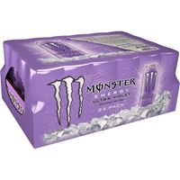 Monster Ultra Violet 16 oz x 24 cans