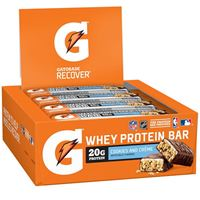 Gatorade Recover Protein Bar Cookies and Cream 80g (2.8oz) x 12bars
