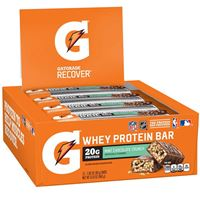 Gatorade Recover Protein Bar Mint Chocolate Crunch 80g (2.8oz) x 12bars
