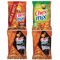 Chex Mix Spicy Variety 4 bags
