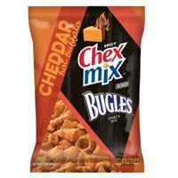 Chex Mix & Bugles Cheddar Hot Buffalo Snack Mix 340g (12 oz) x 4 bags