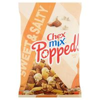 Chex Mix Popped! Sweet & Salty 255g (9 oz) x 3bags
