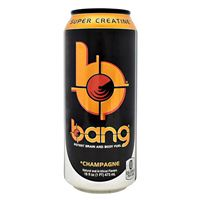 Bang Energy Drink Champagne 473 ml (16 oz) x 12