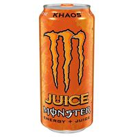 Monster Energy Juice Khaos 473ml (16oz) x 24