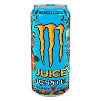 Monster Energy Juice Mango Loco 473ml (16oz) x 12 cans
