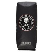 Death Wish Whole Bean Coffee Certified Organic (16 oz) 453g