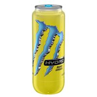 Monster Hydro Mean Green 16.9 oz x 12 cans