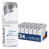 Red Bull Coconut Edition Coconut Berry Energy Drink 355ml (12 oz) x 24