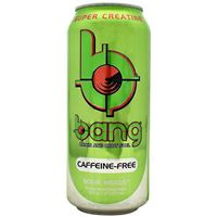 Bang Caffeine Free Energy Drink Sour Heads 473 ml (16 oz) x 12