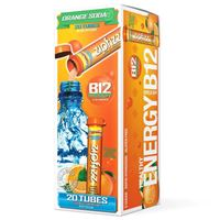 Zipfizz Energy Drink Mix Orange Soda (20 ct)