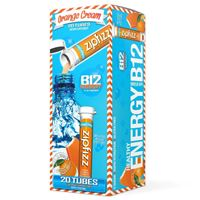 Zipfizz Energy Drink Mix Orange Cream (20 ct)