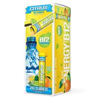 Zipfizz Energy Drink Mix Citrus (20 ct)