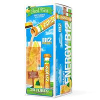Zipfizz Energy Drink Mix Lemon Iced Tea (20 ct)