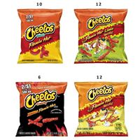 Cheetos Flamin' Hot Spicy Variety Pack 40