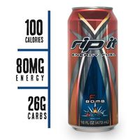Rip It Energy Fuel F-Bomb 473ml (16oz) x 24 cans