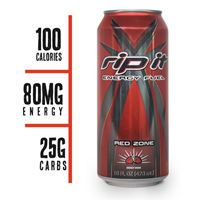 Rip It Energy Fuel Red Zone 473ml (16oz) x 24 cans