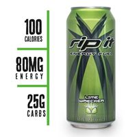 Rip It Energy Fuel Lime Wrecker 473ml (16oz) x 24 cans