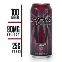 Rip It Energy Fuel A'tomic Pom 473ml (16oz) x 24 cans