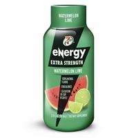 7-Select Extra Strength Energy Shot Watermelon Lime 59.1 ml (2oz) x 12