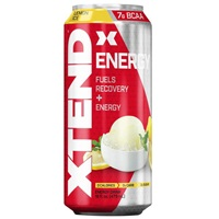 Scivation Xtend Energy Recovery Drink Lemon Ice 473ml (16 oz) x 12
