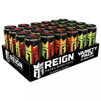 Reign Total Body Fuel Variety Pack 473ml (16 oz) x 24